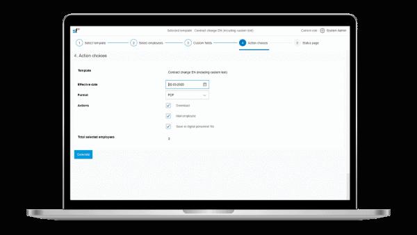 Document Generator 3 - Nextmoves SAP HCM HXM